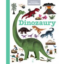 Praca zbiorowa Encyklopedia dla dzieci. Dinozaury
