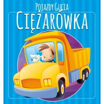 Kozłowska Urszula Pojazdy Gucia. Ciężarówka