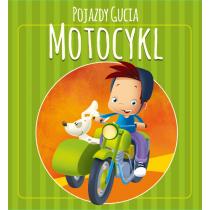 Kozłowska Urszula Pojazdy Gucia. Motocykl