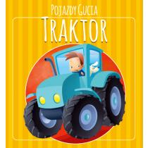 Praca zbiorowa Pojazdy Gucia. Traktor