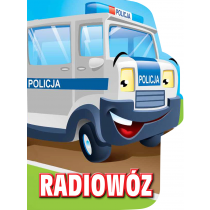 Kozłowska Urszula Radiowóz. Wykrojnik