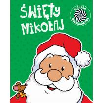 praca zbiorowa Święty Mikołaj. Ruchome obrazki