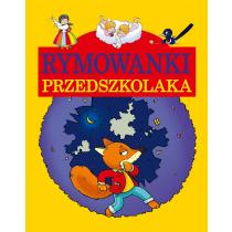 Praca zbiorowa Rymowanki przedszkolaka