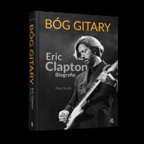 Scott Paul Bóg gitary. Eric Clapton. Biografia