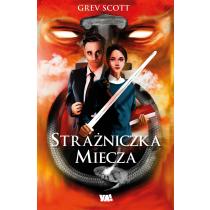 Scott Geev Strażniczka miecza
