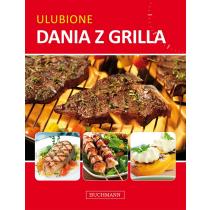 Praca zbiorowa Ulubione dania z grilla