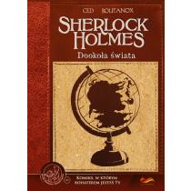 Praca zbiorowa Komiksy paragrafowe. Sherlock Holmes. Dookoła świata
