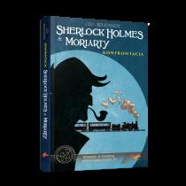 Praca zbiorowa Komiks paragrafowy. Sherlock Holmes & Moriarty. Konfrontacja