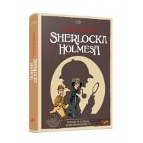 CED Cztery śledztwa Sherlocka Holmesa. Komiks paragrafowy