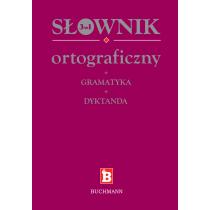 Praca zbiorowa Słownik ortograficzny 3 w 1