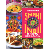 Schwob Julie Smaki Indii. Smaki świata