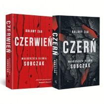 Małgorzata Oliwia Sobczak Kolory zła. 2 tomy. Pakiet