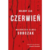 Małgorzata Oliwia Sobczak Kolory zła. Czerwień. Tom 1. Pocket