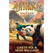 Nix Garth Williams Sean Spirit Animals. Więzy krwi. Tom 3
