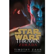 Timothy Zahn Star Wars. Thrawn. Zdrada