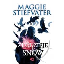 Stiefvater Maggie Złodzieje snów