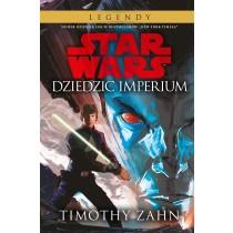 Zahn Timothy Star Wars. Dziedzic Imperium. Tom 1