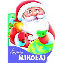 Święty Mikołaj. Wykrojnik