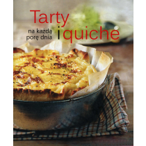 Praca zbiorowa Tarty i quiche