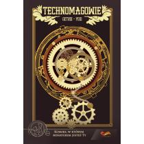 Cetrix Yuio Technomagowie. Komiks paragrafowy