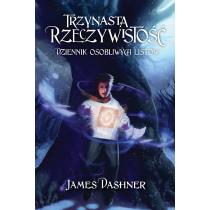 Dashner James Trzynasta Rzeczywistość. Dziennik osobliwych listów
