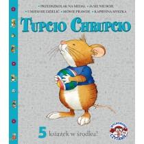 Piotrowska Eliza Tupcio Chrupcio. Box. 5 tytułów