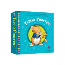 Praca zbiorowa Box Tupcio Chrupcio