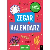 Praca zbiorowa Szkoła na szóstkę. Zegar i kalendarz