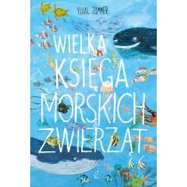 Zommer Yuval Wielka księga morskich zwierząt