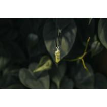 Miszczuk Berenika Katarzyna Wisiorek Szeptuchy z żółtym kryształem