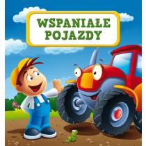 Kozłowska Urszula Wspaniałe pojazdy