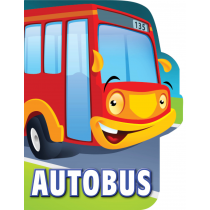 Kozłowska Urszula Autobus. Wykrojnik