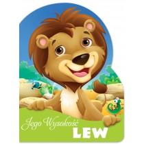 praca zbiorowa Jego wysokość lew
