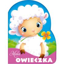 Kozłowska Urszula Mała owieczka. Wykrojnik