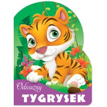 praca zbiorowa Odważny tygrysek