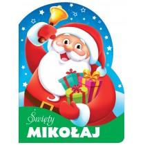 praca zbiorowa Święty Mikołaj. Wykrojnik