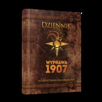 Praca zbiorowa Dziennik. Wyprawa 1907