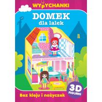 Praca zbiorowa Domek dla lalek. Wypychanki