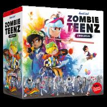 Annick Lobet Zombie Teenz: Ewolucja