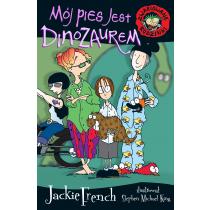 French Jackie Zwariowane rodzinki. Mój pies jest dinozaurem