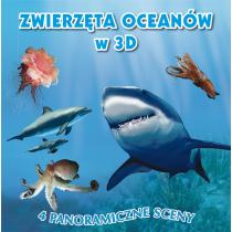 Praca zbiorowa Zwierzęta oceanów w 3D